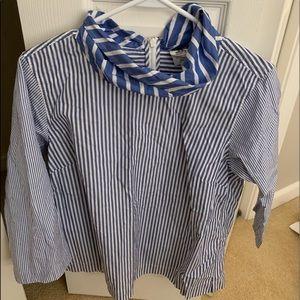 thomas mason shirt for j crew